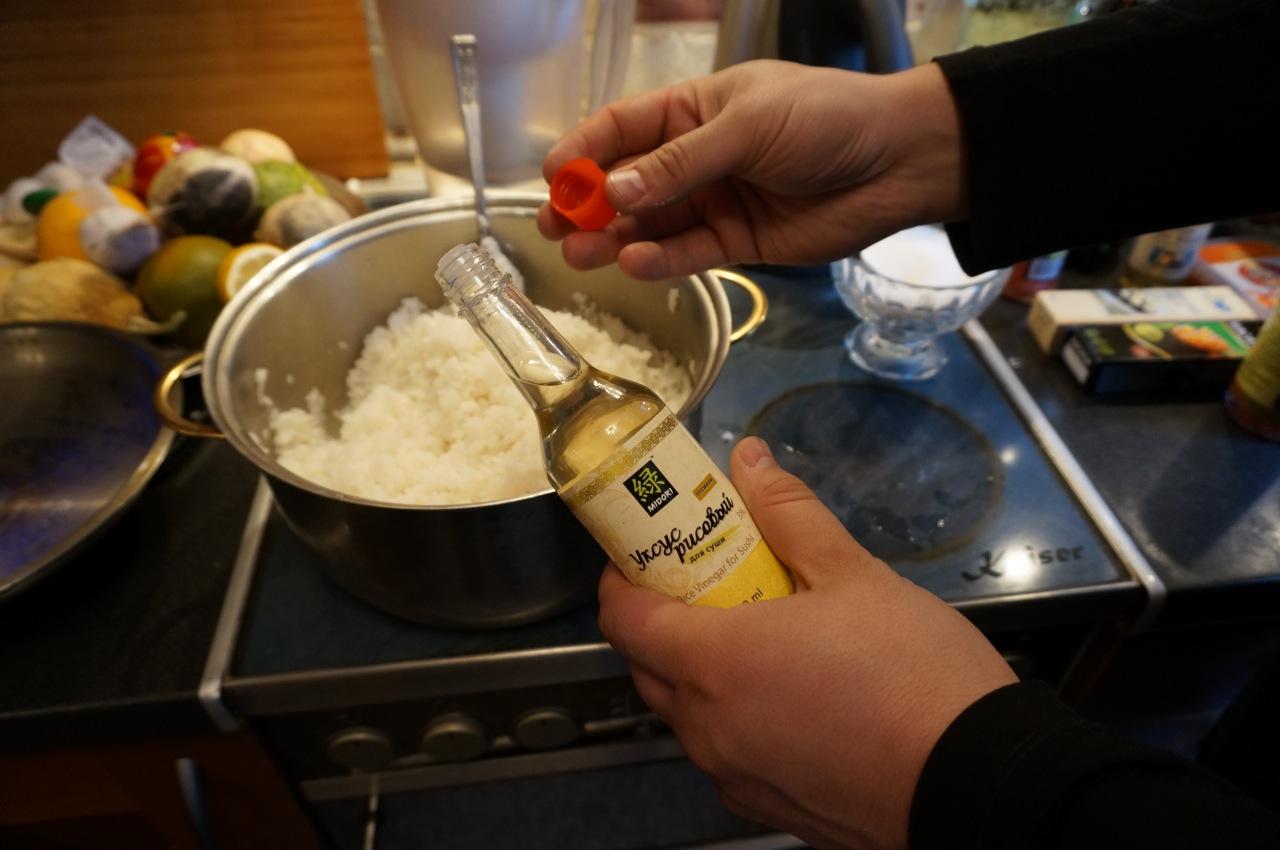 Рисовый уксус в домашних условиях рецепт с фото, как 55